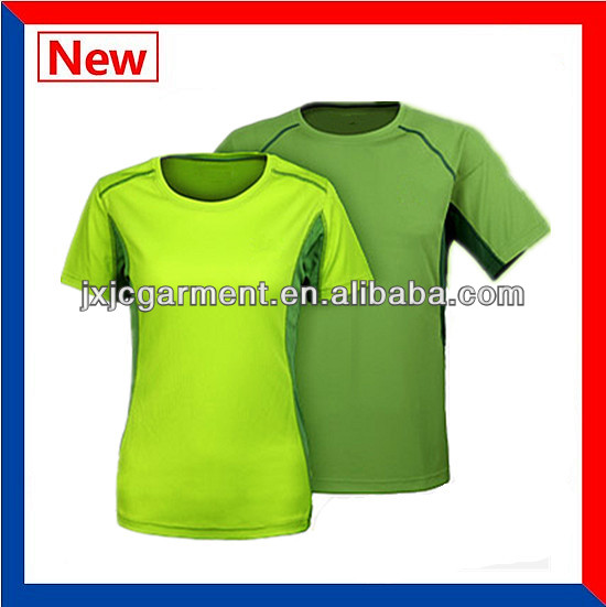 Wholesale dry fit t shirt made in china tshirt 100% polyester t shirt