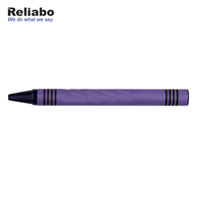 Reliabo Hight Quality Products Bulk Nontoxic Write Smoothly Custom Colors Wax Crayon