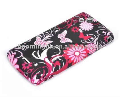for sony ericsson X8 silicon flower case