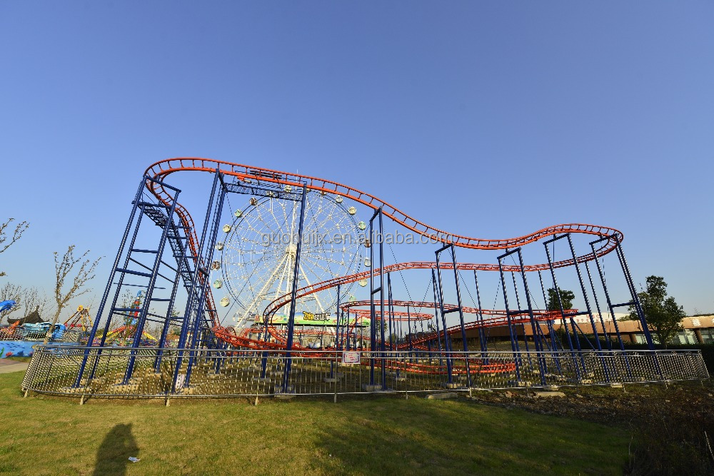 cheap popular small roller coaster for sale