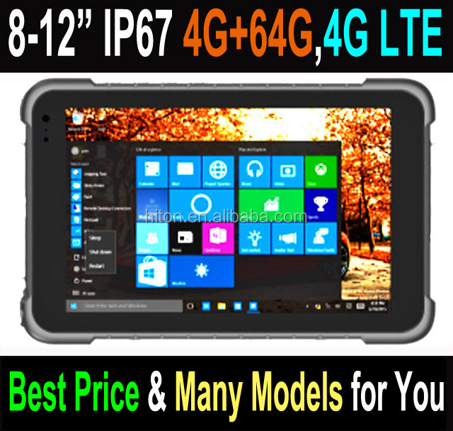 2018 Cheapest Factory 7 inch 8 inch 10 inch 12 inch android windows Waterproof Rugged Tablets,Rugged Tablet PC Computer