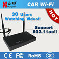 Good Quality H9350 Wifi Advertising 4G 3G ADS Router with TF Card