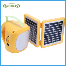 Low price solar rechargeable LED lantern with mobile phone charger