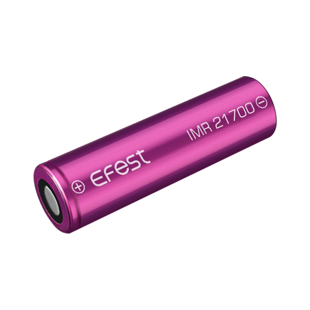 Eefst Long Cycle Lifes Rechargeable 30A 21700 li-ion 3.7v 4000mah Battery With KC Certificate