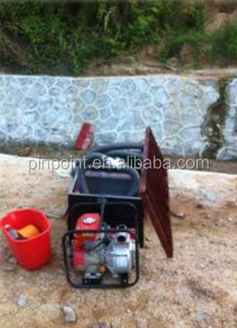 PD-100 The Power Sluice Concentrator, Mineral Separator , small gold separator