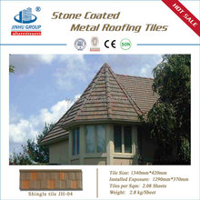 roofing underlayment metal roof tile (traditional type)
