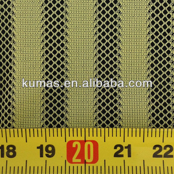knitted polyester hospital fabric mesh