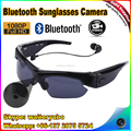 Bluetooth mp3 Sunglasses with full HD 1080P video camera, sunglasses with hidden camera,bluetooth and mp3 player