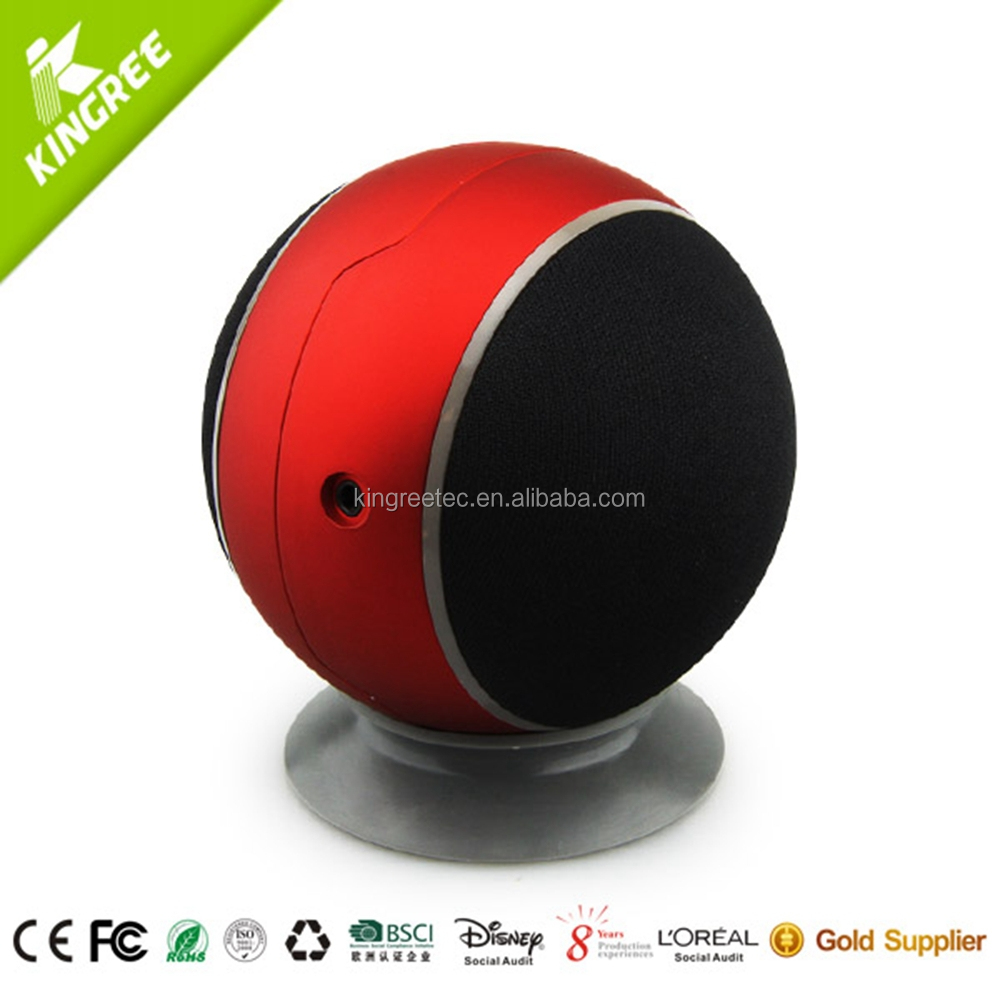 Kingree bluetooth speaker 2.0 multimedia speaker system high quality factory audio speakers
