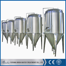 Fuyang Buda Stainless Steel 1000L Conical Fermenter with low price
