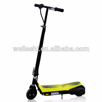 New design electric scooter 2017 hot sale adult big wheel scooter with CE certificate