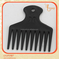 Carbon combs,personalized hair comb,large plastic hair combs