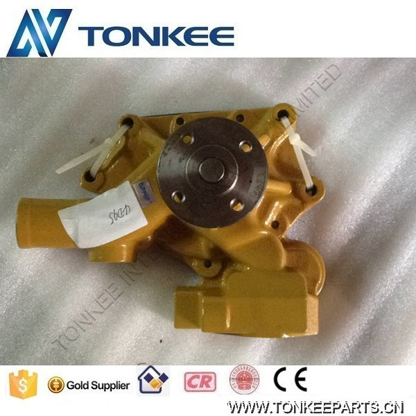 4D95 Engine water pump for PC130-7 6205-61-1202