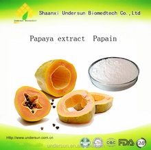 Top quality plant extract food supplement papain enzyme