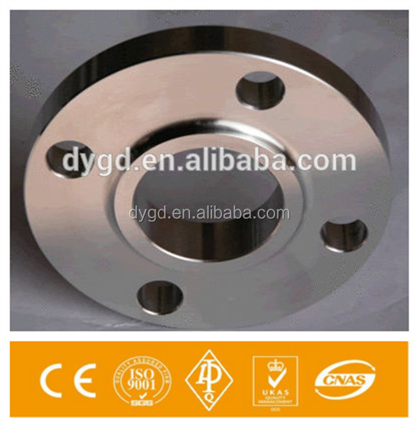 Forge stainless steel elbows slip ring flanges serrated face flange