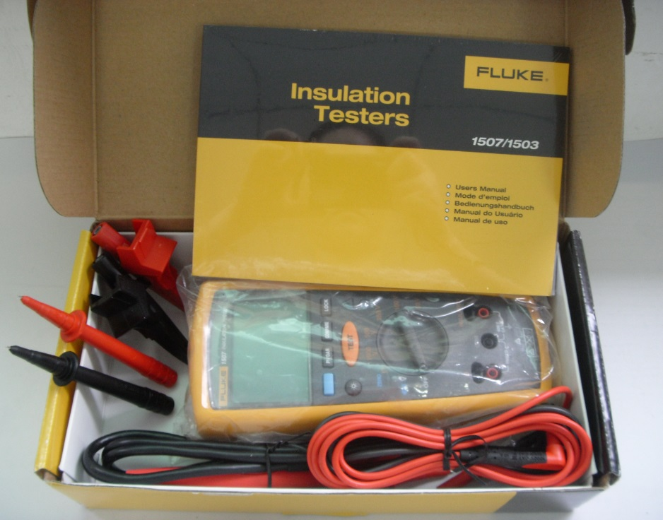 FLUKE Digital Megger Insulation Resistance Tester