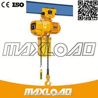 HHBB Stationary Type Electric Chain Hoist 1.5Ton (Factory)