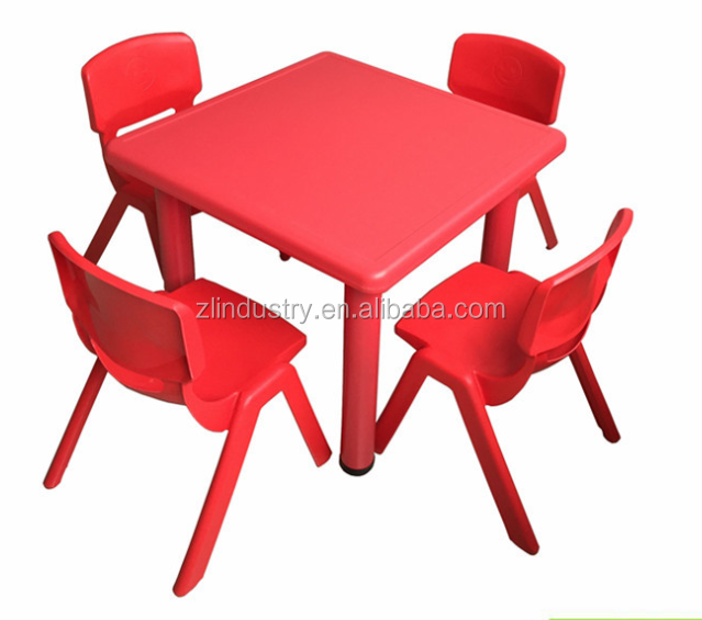 China market new design school tables and chairs