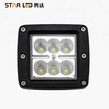 Good Performance 18W 4 inch Waterproof tractor Flood COB LED Work Light Led Lights for cars Motorcycle ATV