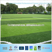 New Synthetic Grass / Cheap Popular Sport Artificial Grass for Garden, for Football, for Landscaping with rubber mat