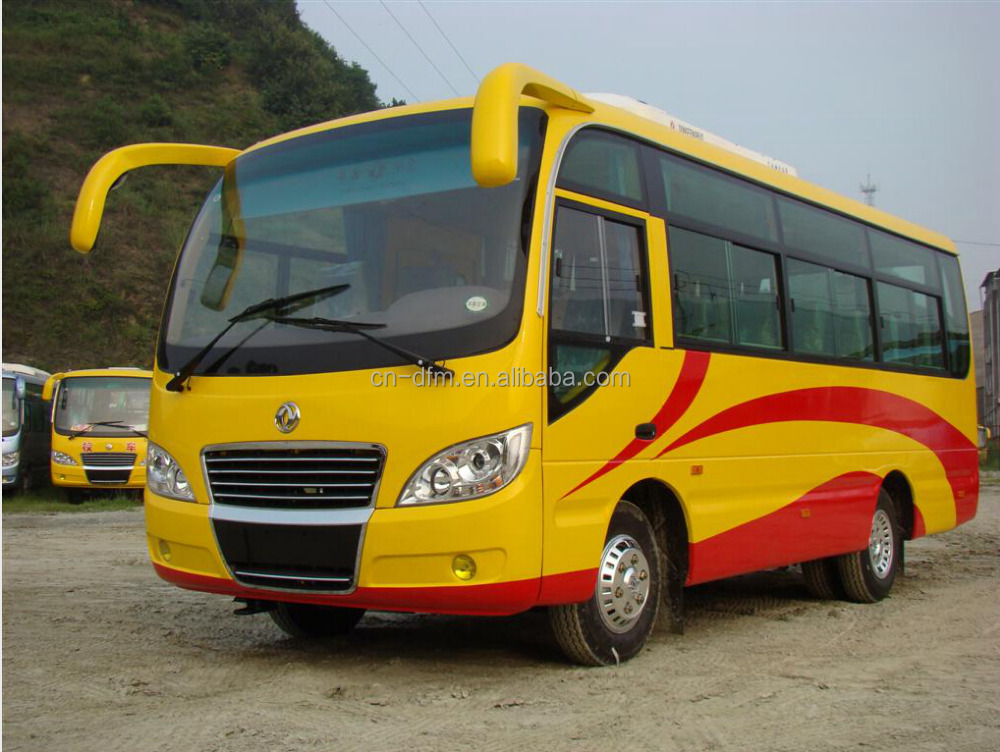 2015 Brand New Dongfeng EQ6660PT Inter City Bus HOT in Indonesia market