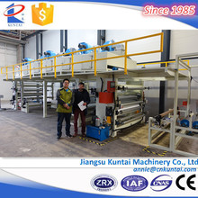 Heat Transfer Foil Printing Bronzing Machine for Leather/Fabric
