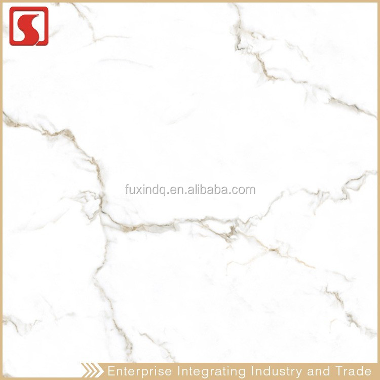 White Horse Ceramic Floor Tile , 60 x 60 Hall Floor Tile Pattern