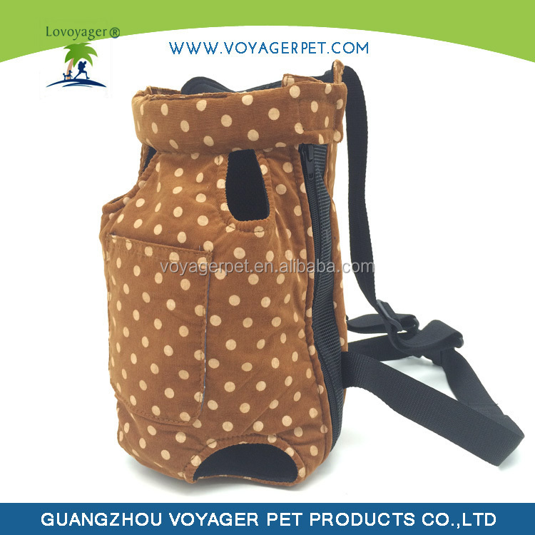 Hot Sales soft corrugated plastic pet carrier mixed size and color
