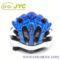 JYC219 bicycle helmet with led lights for night