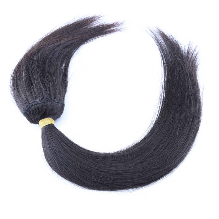 Top premium straight human hair braid hair extensions for black people