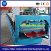 760 Automatic Sheet Standing Seam Metal Roof Machine
