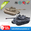 2016 Top Selling Plastic Toy Set Model Battle Fighting RC Tank for Kids