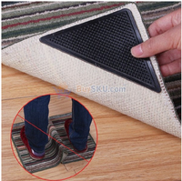 One Set Non Slip Area Rug