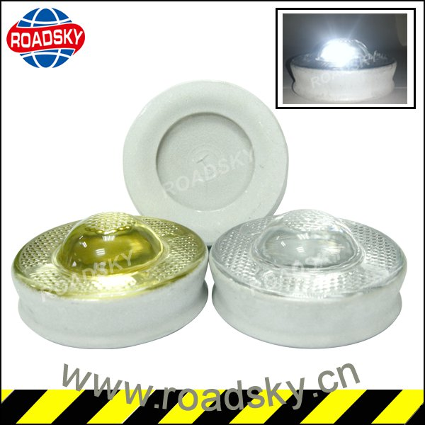 Roadway Safety Glass Cat Eye Reflector