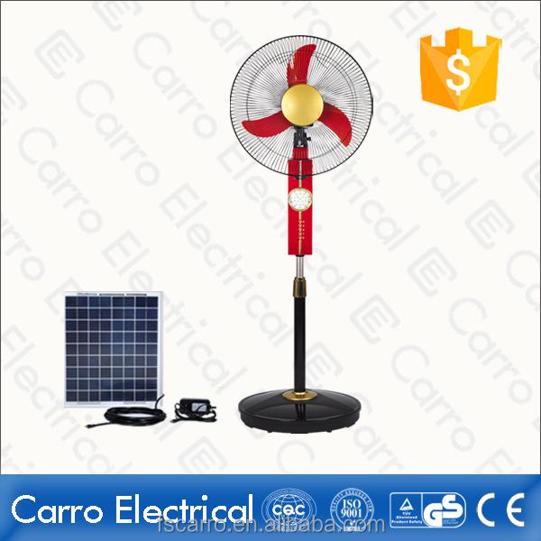 energie einsparung 16 zoll dc 12 volt ventilator solar. Black Bedroom Furniture Sets. Home Design Ideas