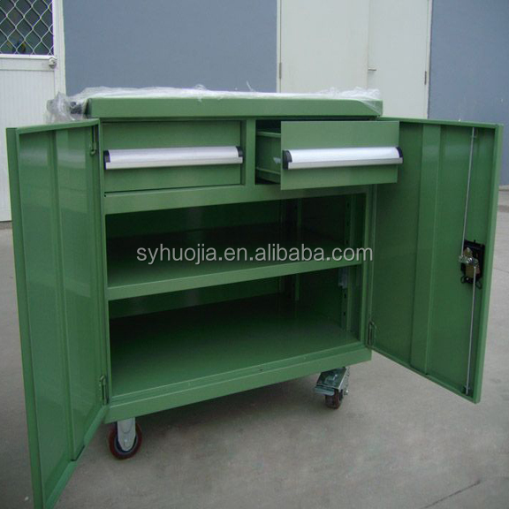 Industrial Heavy duty mobile cheap tooling cabinet