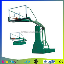 wholesale movable outdoor basketball stand
