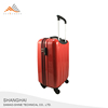 China New Products Retro Wheels Spinner Hardside Zipper Luggage