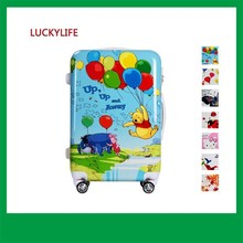 Elegant Beautiful Four Wheels euro lark travel luggage trolley sets