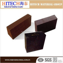 china factory fire refractory chrome magnesite brick for checker for Working lining for Reheat Furnaces