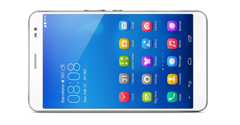 Original Huawei honor x1 K910 Quad Core 2+16GB 7.0 inch 1920*1200 OTG 5000mAh huawei mobile phones prices in china