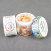 custom print tape washi tape scrapboking tape
