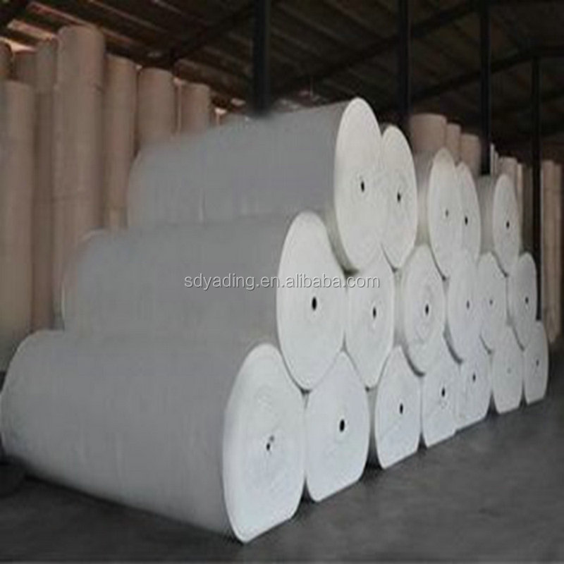 spun bond polyester mat for APP/SBS waterproofing bituminous membrane