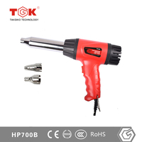 CE ROHS certification of Air soldering iron gun for abs welding