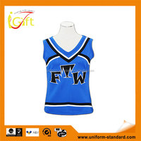 good design wholesale girl cheerleading uniforms