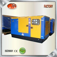 Deutz Small Water Cooled Diesel Generator Price 100Kva/80Kw(CE Approval)
