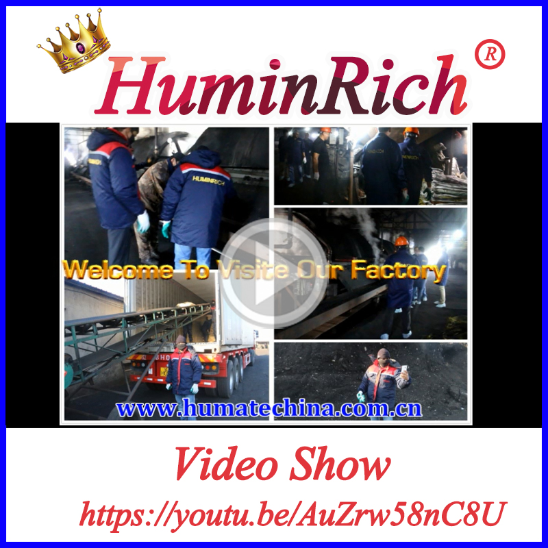 """HuminRich"" Facebook Login Sodium Humate Shniy Flakes Organic Fish Fertilizer"