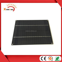 5W 18V PET Laminated Solar Panel for 12v Battery Charging