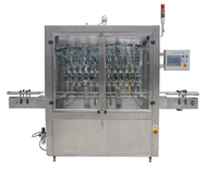 Plastic Bottled Water Filling Machine for Drinking