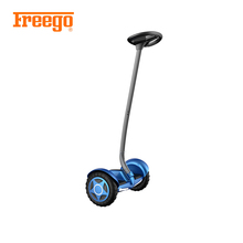 Freego 2016 new foldable big two wheels self balancing scooter popular smart electric car gas scooter